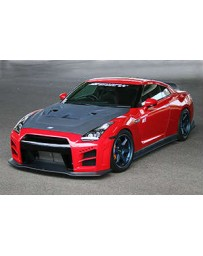 ChargeSpeed 2012-2016 Nissan GTR Carbon Full Kit