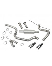 ROUSH Performance 2012-2019 Ford Focus ROUSH High-Flow Exhaust Kit