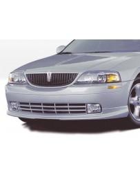 VIS Racing 2000-2003 Lincoln Ls Sedan Custom Lsc Front Lip Polyurethane