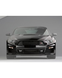 ROUSH Performance 2015-2017 Mustang Complete Front Fascia Kit - Raw Unpainted