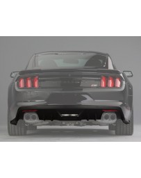 ROUSH Performance 2015-2017 Ford Mustang Rear Valance Kit - Prepped for Backup Sensors