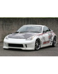 ChargeSpeed Nissan 03-08 350Z Type 2 Body Kit