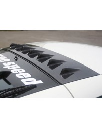 ChargeSpeed Nissan 02-08 350Z Vortex Generator Fiberglass