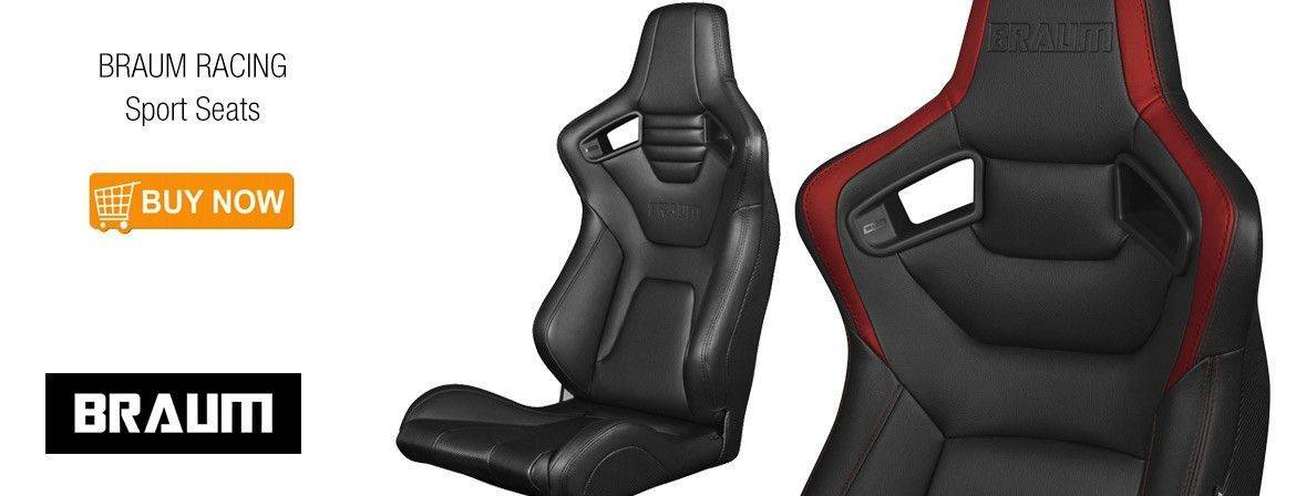 Braum Racing Sport Seats